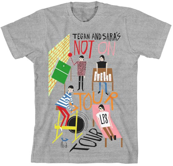 large Not On Tour Unisex T-Shirt