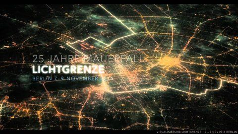 LICHTGRENZE - light art project for the 25 years fall of the wall memori...: http://youtu.be/3YLLiONzmNg  via @YouTube #berlin #berlinwall