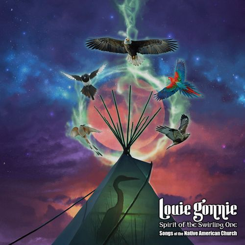 Louie Gonnie - Spirit of the Swirling One (CR-6518)