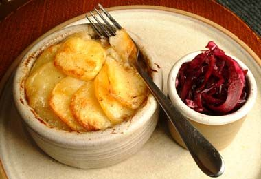 Lancashire Hot Pot - Recipe given to us from Nigel Haworth at Northcote