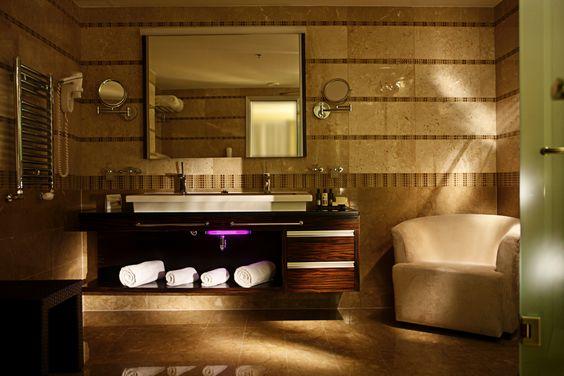 Spirit Hotel Sárvár bathroom
