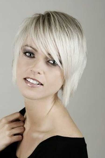 Short Blonde Hairstyles And Haircuts For 2018 Styles Art Short Hair Tutorial Medium Length Hair Styles Short Blonde Hair