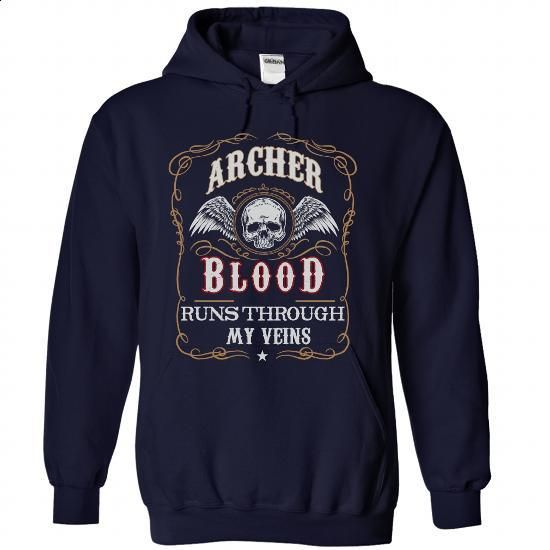 ARCHER - printed t shirts #tee #custom t shirt design