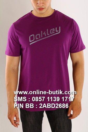 KAOS OAKLEY ORIGINAL | Kode : TO OAKLEY 80 | Rp. 205,000