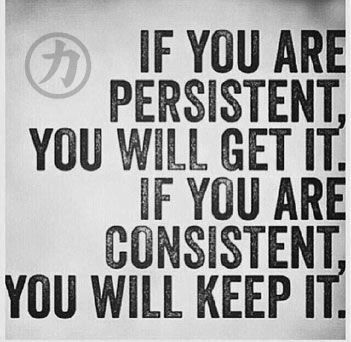 Image result for Images for the word perseverance and consistency