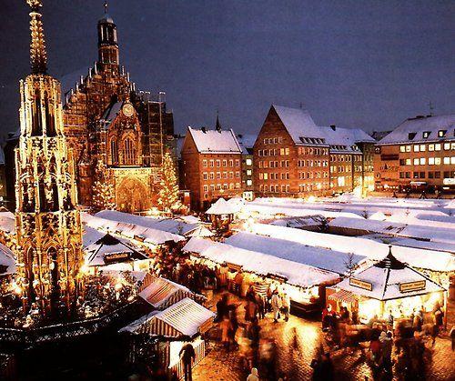 Christkindelsmarkt, Nürnberg