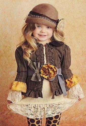 so cute lace kids dress 2016
