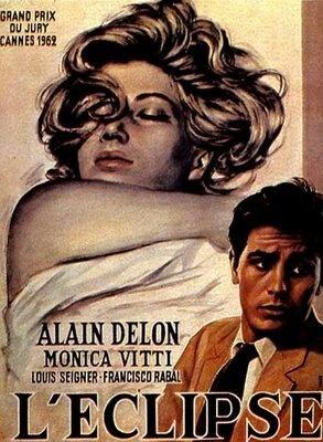 #Leclisse filmi #MonicaVitti #AlainDelon Yönetmen #MichelangeloAntonioni