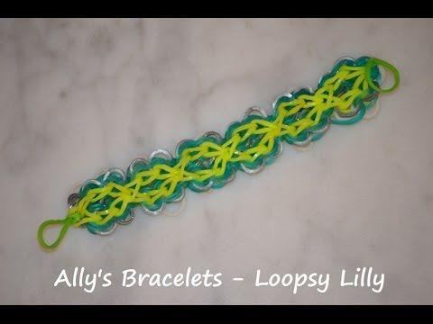utube how to make a felt lily