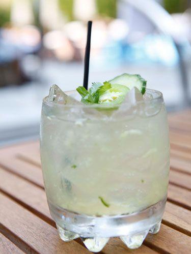 Ways to Drink Tequila 2 oz. Cazadores Tequila Blanco 1 oz. lime juice ...