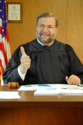 Image result for Happy Judge