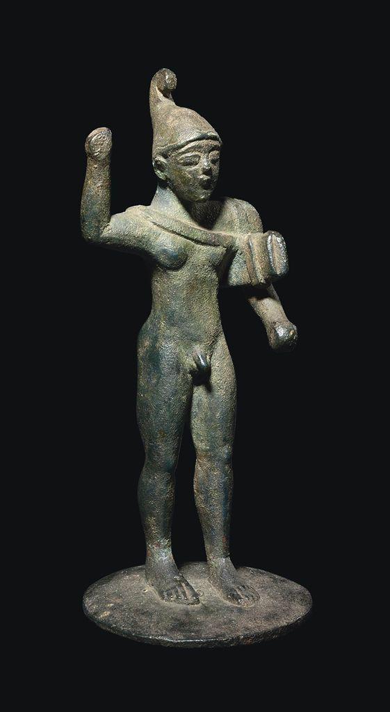 Guerreiro etrusco