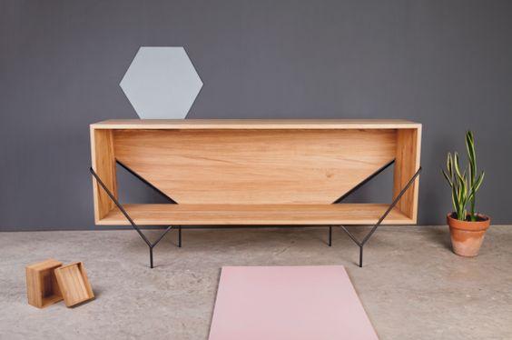Y side table par Kutarq - Blog Déco Design