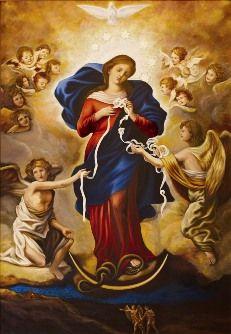 Maria Desatadora dos Nós | Santuário
