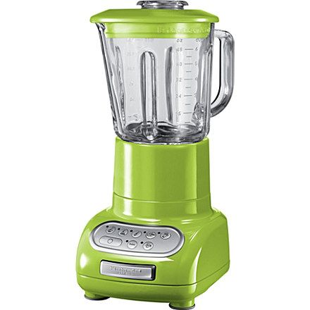Artisan blender green apple - KITCHEN AID - Kitchen electrical - Kitchen - Shop Room - Home & Tech | selfridges.com