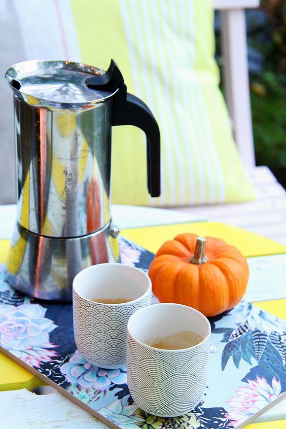 Autumn terrace / Syysterassi
