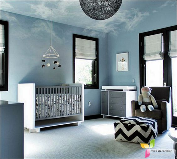 Decorate Baby Room As Story Books  Well Decoration