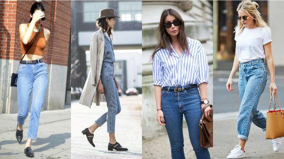 Feirinha Chic : Mom Jeans - A calça da mamãe está de volta