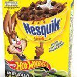 Cereali per la colazione: arriva Nesquik con la macchinina! Basta gadget…