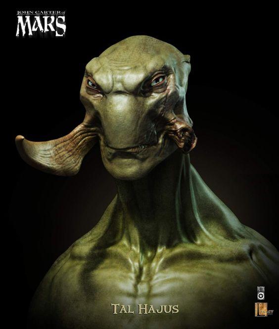 John Carter Of Mars - Tal Hajus