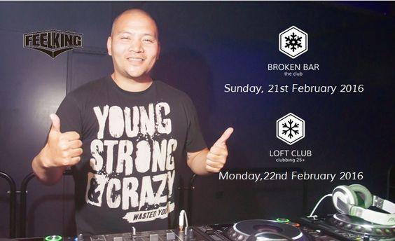 Sunday 21st January #brokenbar