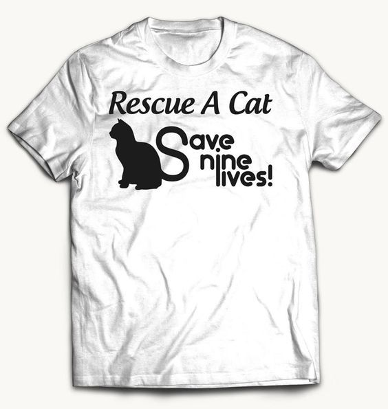 This T Shirt For Cat Lover People Looking For A Logo Or Custom T Shirt Design Contact Us Cat Tshirts Funny Cat Tee Cat Tshirt