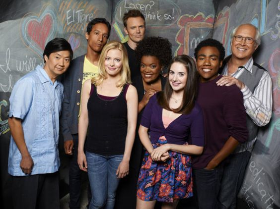 Community- possibly one of the most brillant and well written comedies