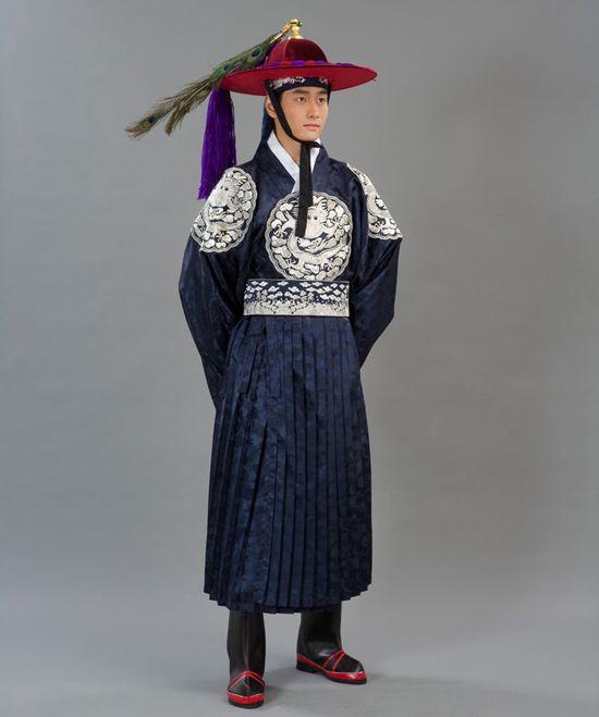 Korean Traditional dress for men best photo