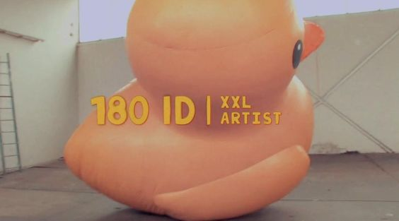 180ID Florentijn Hofman [Vídeo]