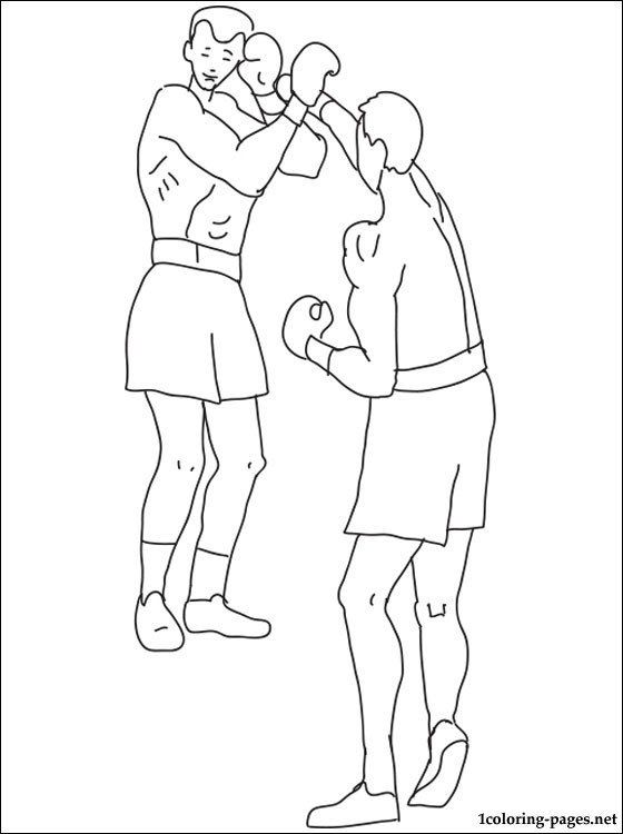 Boxing Gloves Coloring Pages Boxing Coloring Page In 2020 American Flag Coloring Page Flag Coloring Pages Fathers Day Coloring Page
