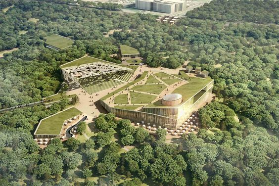 Urban Forest Master Planners/Architects | WATG