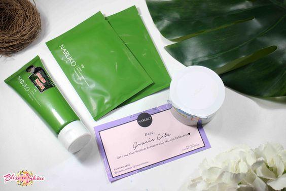 Naruko Tea Tree Skincare Set