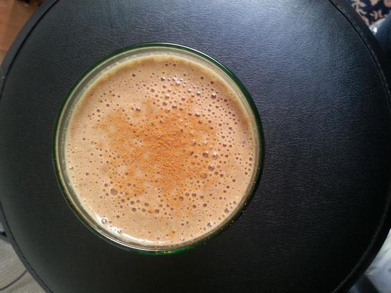 Bananenmilkshake - Groentje Gezond