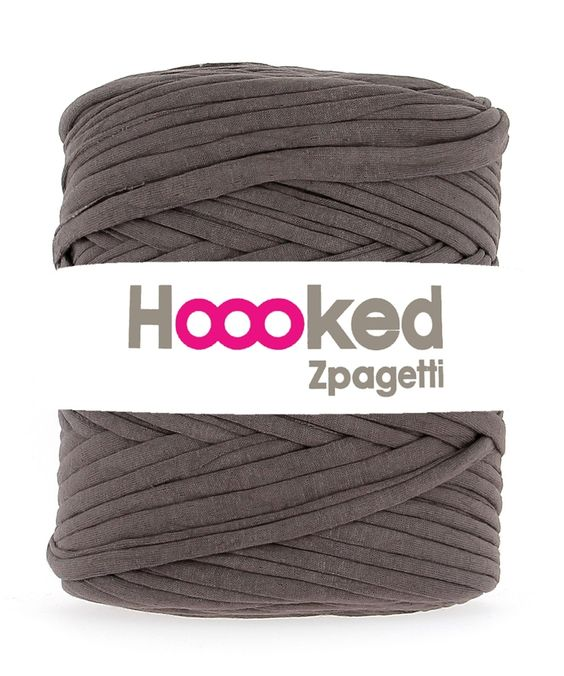 Zpagetti Design Taupe | Hoooked