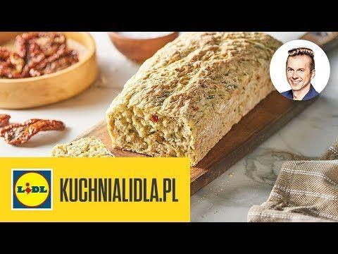 Chlebek Cukiniowy Przepisy Karola Okrasy Kuchnialidla Pl Youtube Food Desserts Bread