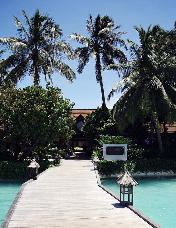 Inselauszeit! Malediven mit Kindern lohnt sich. Besonders schön: Das Kurumba Resort.