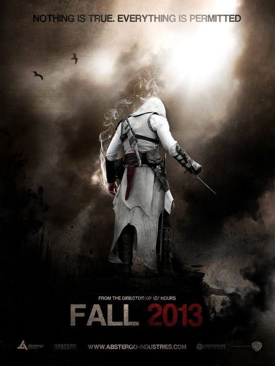 art epic video game posters assassins creed poster and creed movie. Black Bedroom Furniture Sets. Home Design Ideas