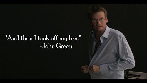 John Green #sexyjohn
