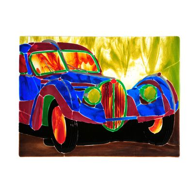 Meyda Tiffany Metro Fusion Bugatti Atlantic Glass Window