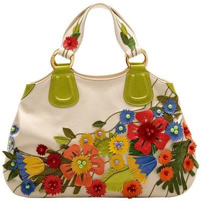 Alla Moda e con Stile: Borse: Braccialini collezione primavera - estate 2011