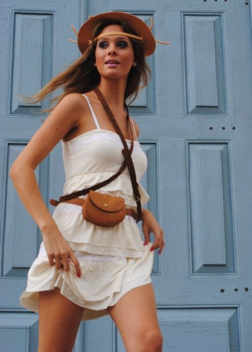 Inspiração de look para curtir o carnaval : Cangaceira: