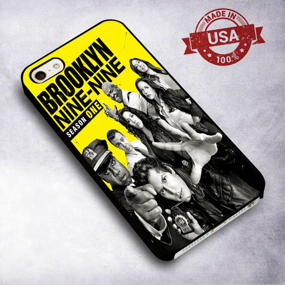 Awesome Brooklyn Nine Nine Series - For iPhone 4/ 4S/ 5/ 5S/ 5SE/ 5C/ 6/ 6S/ 6 PLUS/ 6S PLUS/ 7/ 7 PLUS Case And Samsung Galaxy Case