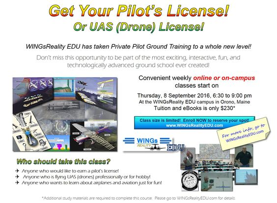 King Air Fall 2016 Private Pilot Ground School Pinterest King