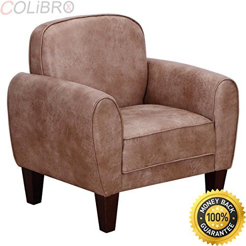Colibrox Single Sofa Leisure Arm Chair Accent Upholstered Living