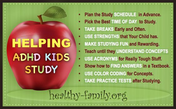 How to Study Better with ADHD / ADD: 7 Ways to ... - ADDitude