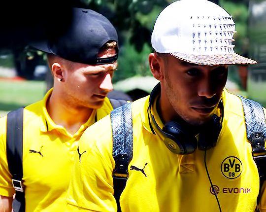 Borussia Dortmund | Marco & Auba