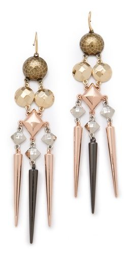 CC SKYE Starbar Earrings
