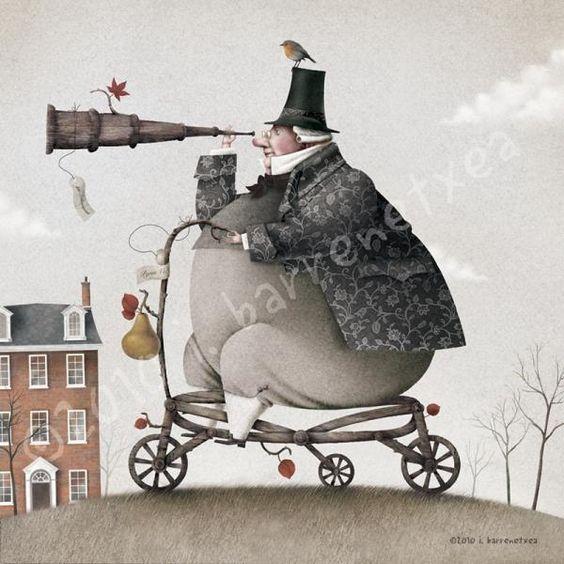 Illustrations by Iban Barrenetxea