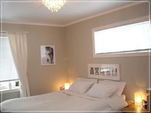Farge: Jotun Sand Lekkert Med Klassisk Hvite Detaljer | Redecorating The  Bedroom! | Pinterest | Bedrooms