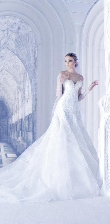 Michael Cinco 2013 Spring Bridal Collection